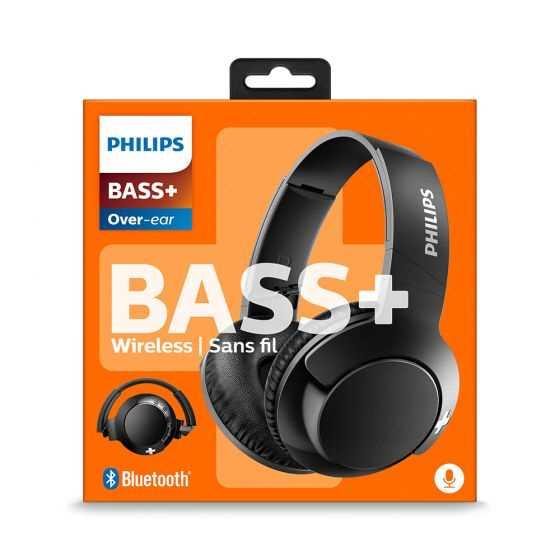 אוזניות Philips BASS+ SHB3175 Bluetooth פיליפס - תמונה 6