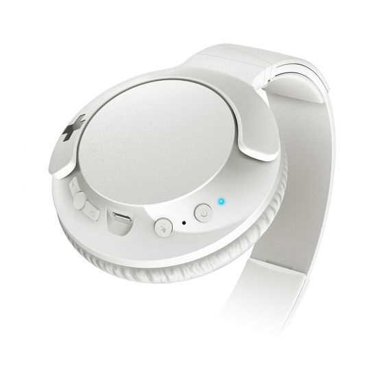 אוזניות Philips BASS+ SHB3175WT Bluetooth פיליפס לבן - תמונה 4