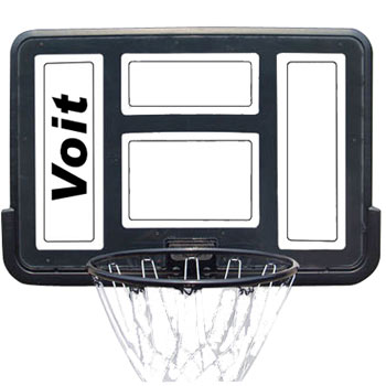 לוח סל וטבעת איכותית Voit דגם SBA007 - תמונה 1