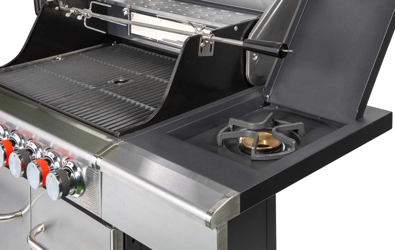 גריל גז מפואר Australia Chef MAYORCA 8240ENR - תמונה 3