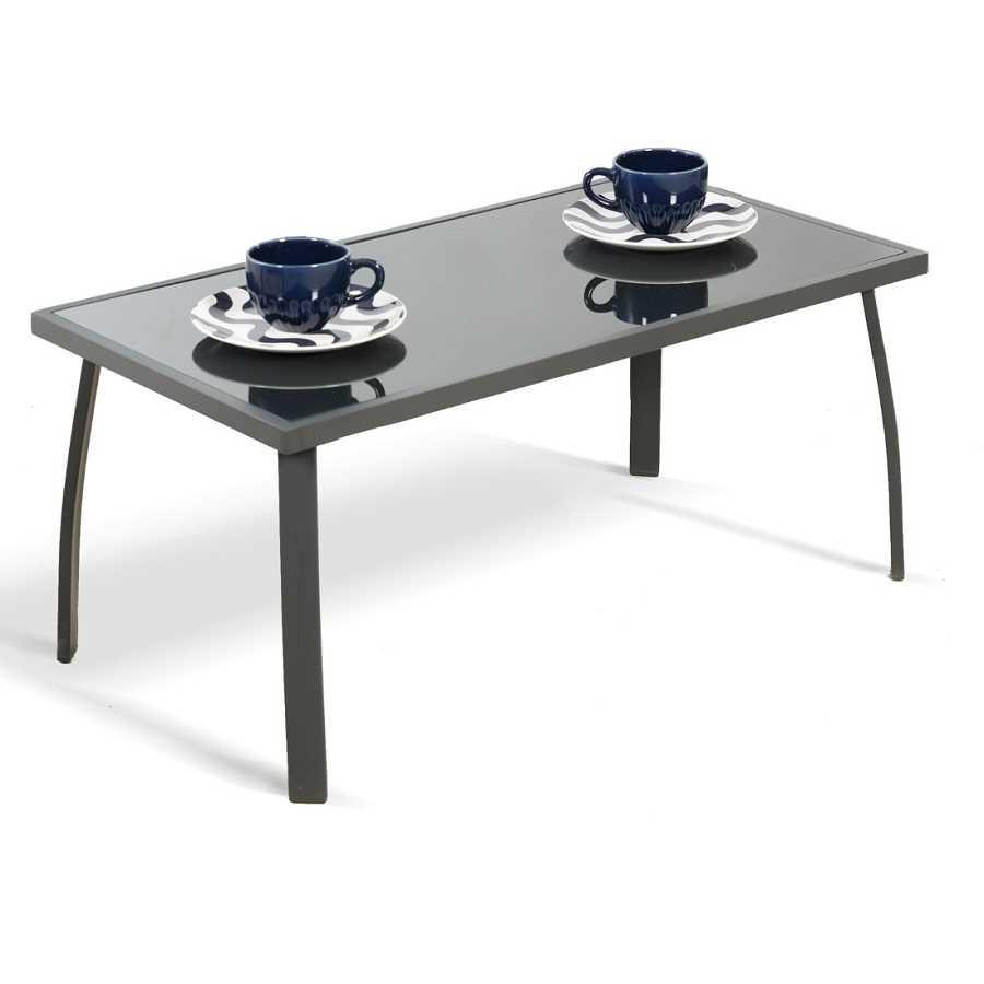 מערכת ישיבה קאפלו 2+1+1+שולחן Cappello תוצרת Australia Garden - תמונה 4