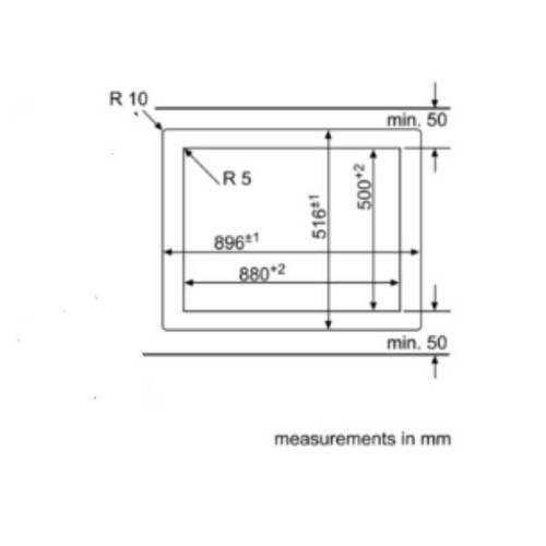 כיריים אינדוקציה Siemens EX901LVV1E סימנס - תמונה 4