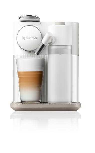 מכונת קפה NESPRESSO גראן לטיסימה בגוון לבן דגם F531 - תמונה 2