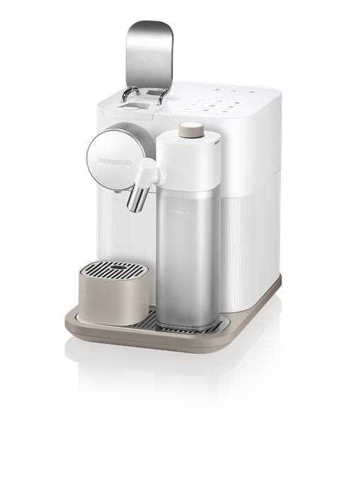 מכונת קפה NESPRESSO גראן לטיסימה בגוון לבן דגם F531 - תמונה 3