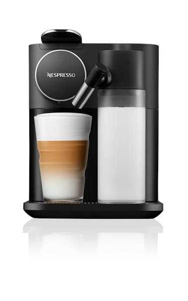 מכונת קפה NESPRESSO גראן לטיסימה בגוון שחור דגם F531 - תמונה 2