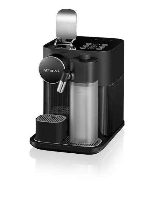 מכונת קפה NESPRESSO גראן לטיסימה בגוון שחור דגם F531 - תמונה 3