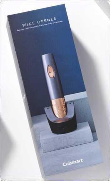 פותחן יין חשמלי CWO50E - תמונה 1