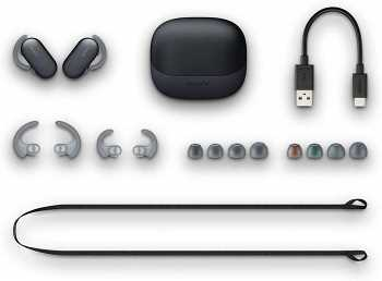 אוזניות Sony WF-SP900 True Wireless סוני - תמונה 7