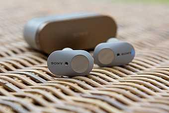 אוזניות Sony WF1000XM3S True Wireless סוני - תמונה 5