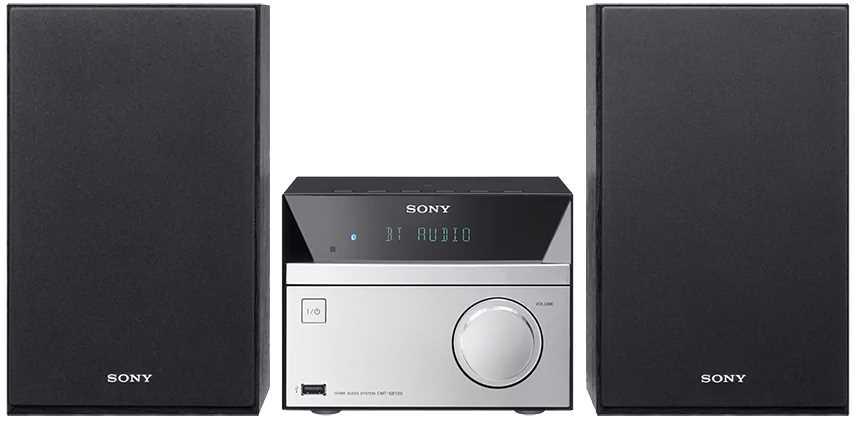 מערכת סטריאו Sony CMT-SBT20 סוני - תמונה 2