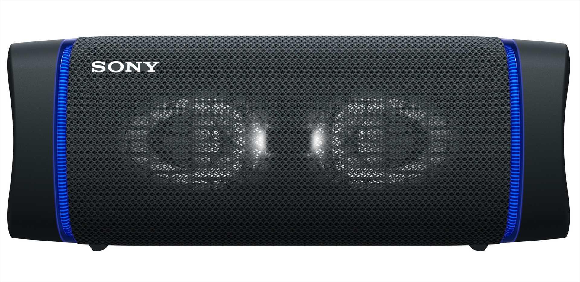 רמקול נייד סוני שחור SONY SRS-XB33B סוני - תמונה 1