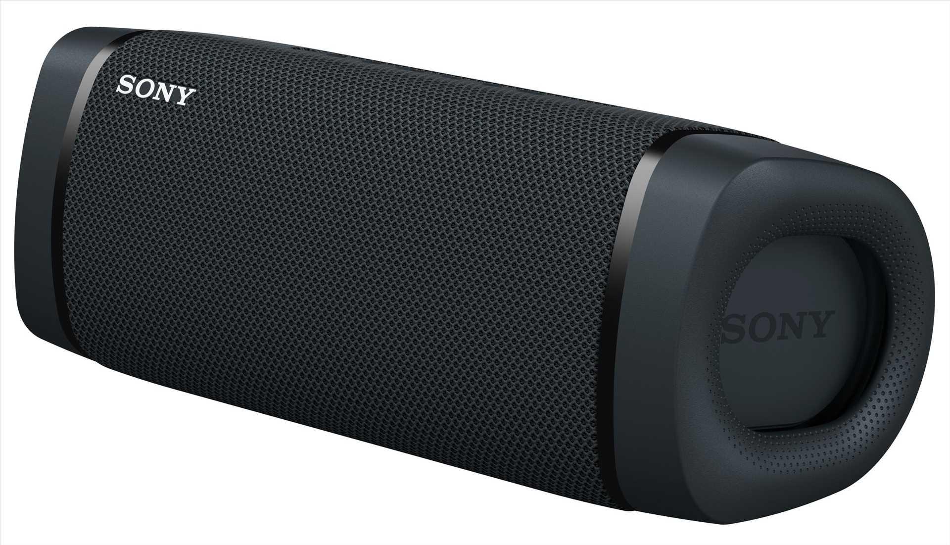 רמקול נייד סוני שחור SONY SRS-XB33B סוני - תמונה 3