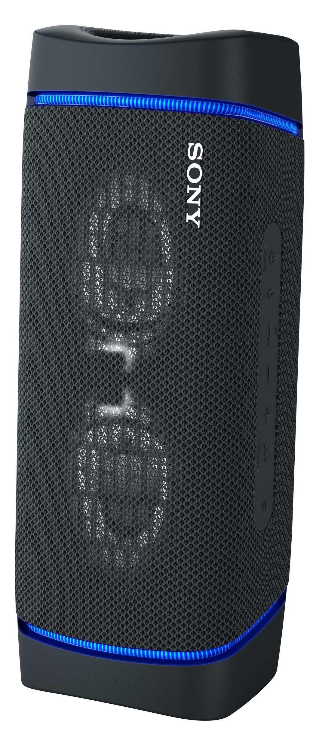 רמקול נייד סוני שחור SONY SRS-XB33B סוני - תמונה 7