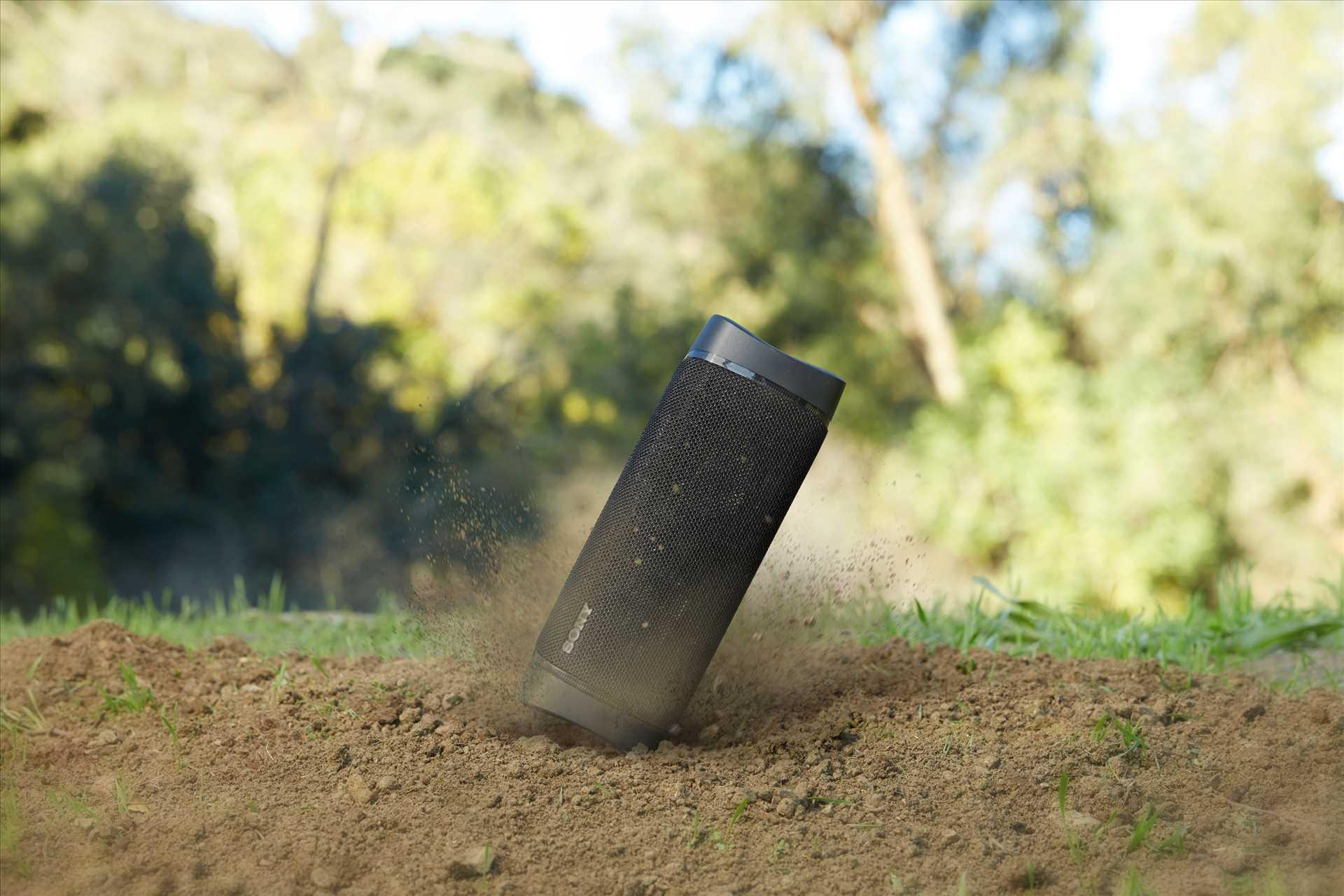 רמקול נייד סוני שחור SONY SRS-XB33B סוני - תמונה 21