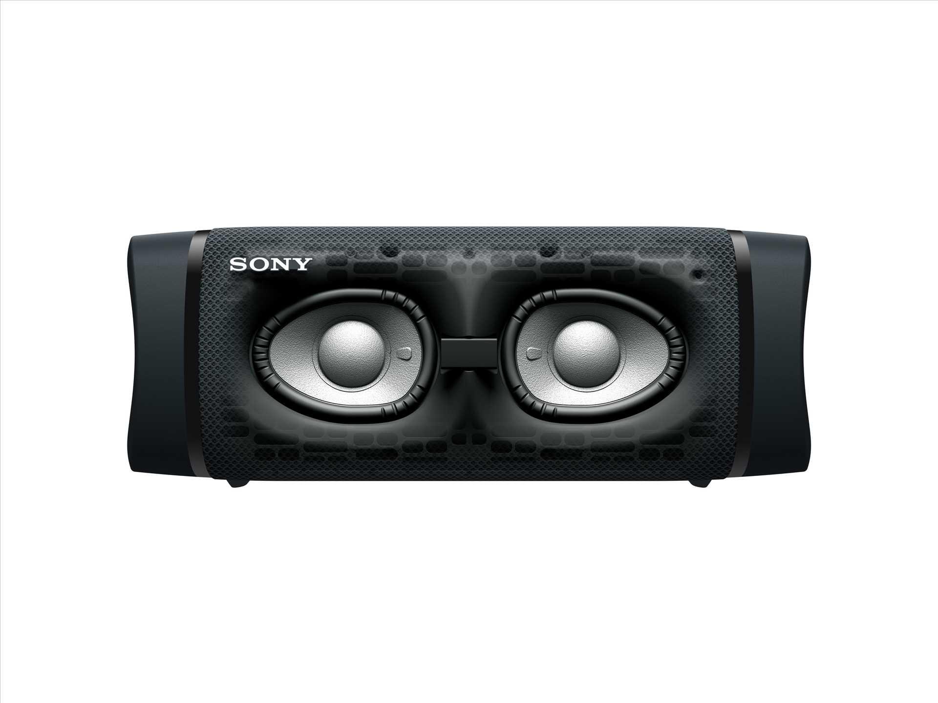 רמקול נייד סוני שחור SONY SRS-XB33B סוני - תמונה 10