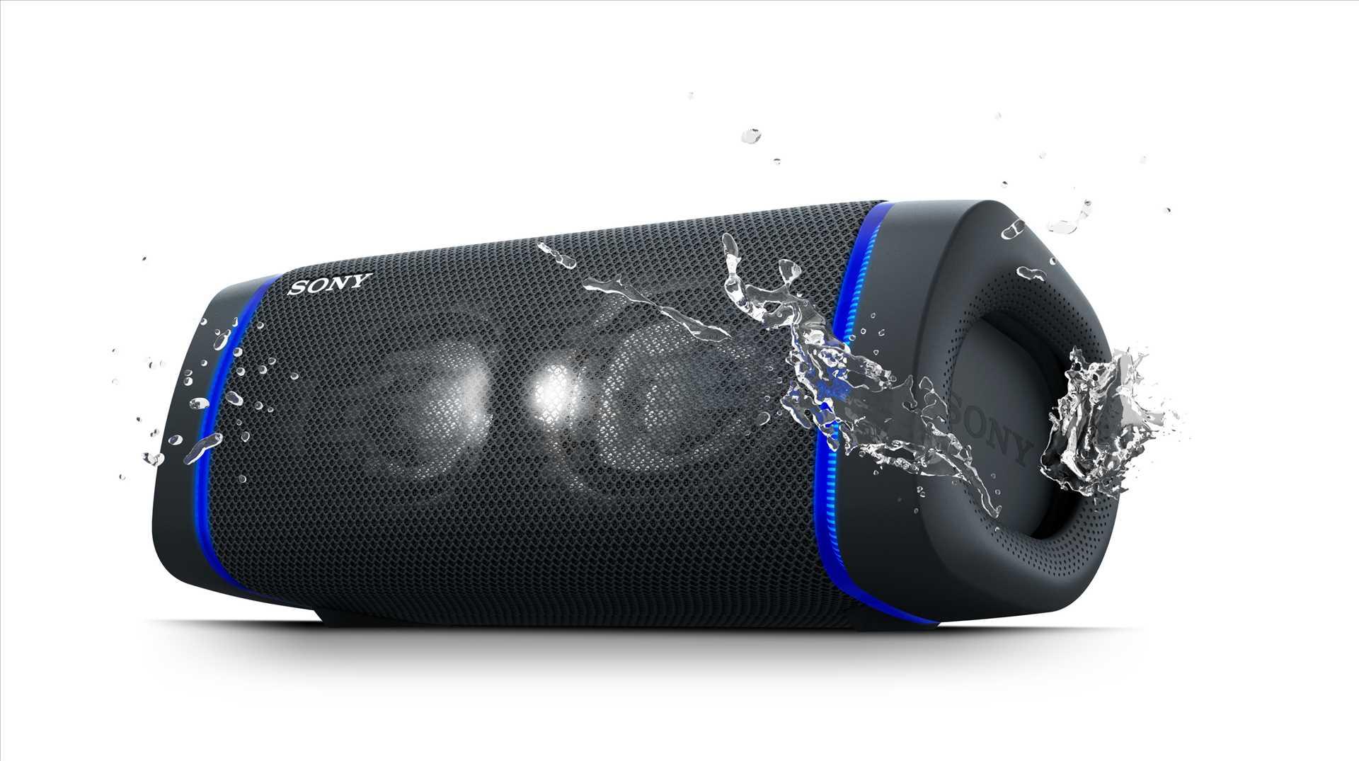 רמקול נייד סוני שחור SONY SRS-XB33B סוני - תמונה 12
