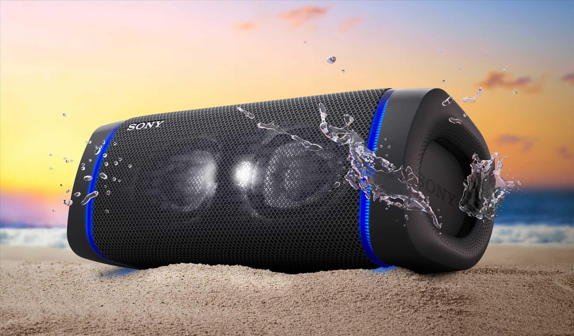 רמקול נייד סוני שחור SONY SRS-XB33B סוני - תמונה 16