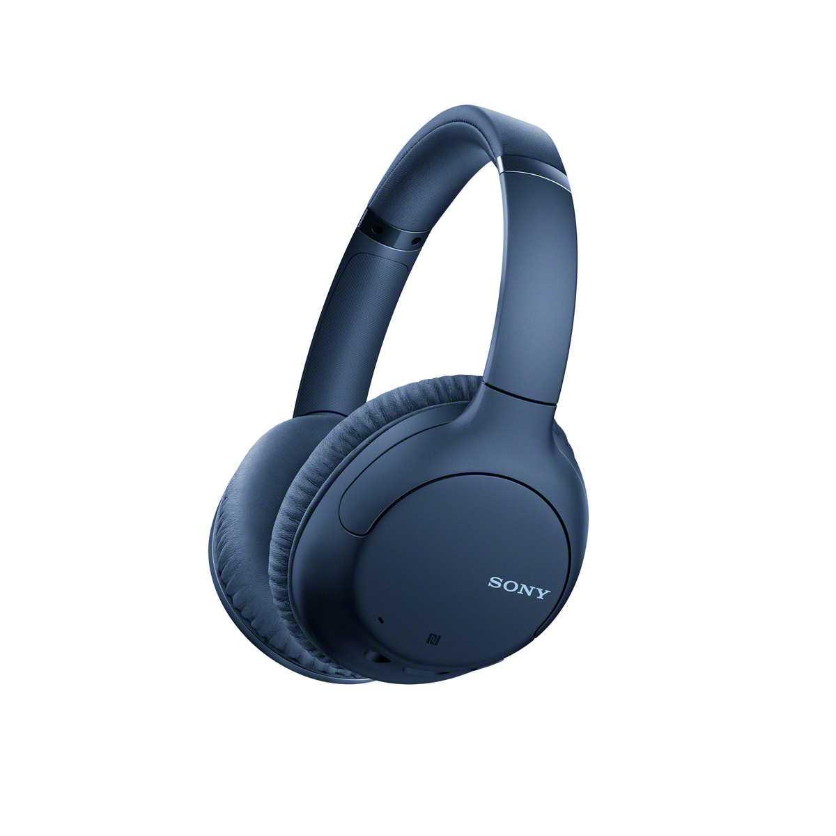 אוזניות Sony WH-CH710NL Bluetooth סוני כחולות - תמונה 1