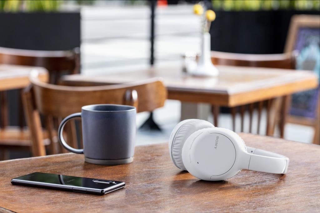 אוזניות Sony WH-CH710NL Bluetooth סוני כחולות - תמונה 9