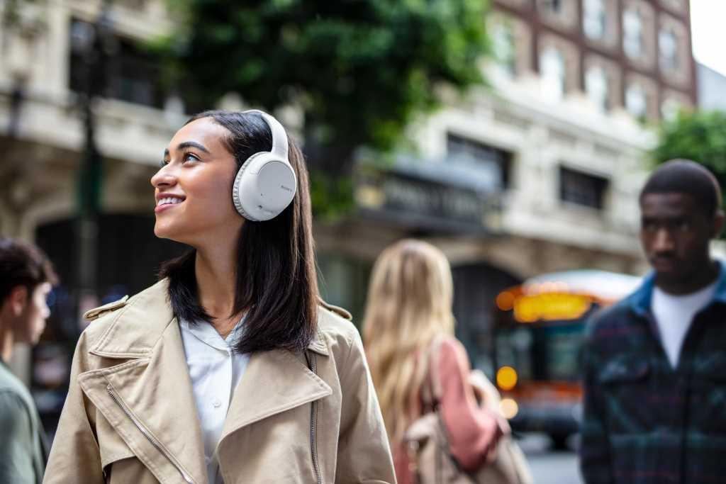 אוזניות Sony WH-CH710NL Bluetooth סוני כחולות - תמונה 10