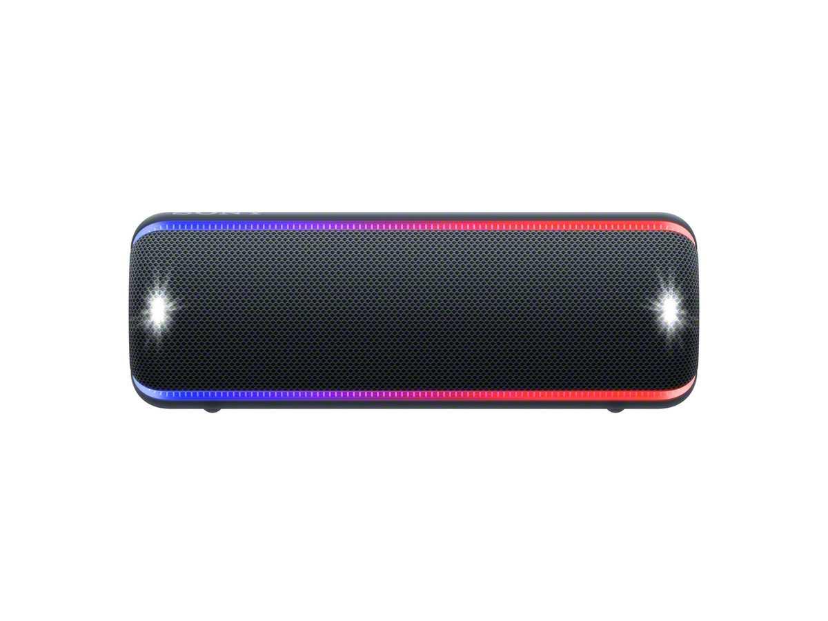 רמקול נייד שחור Sony SRS-XB32B סוני - תמונה 3