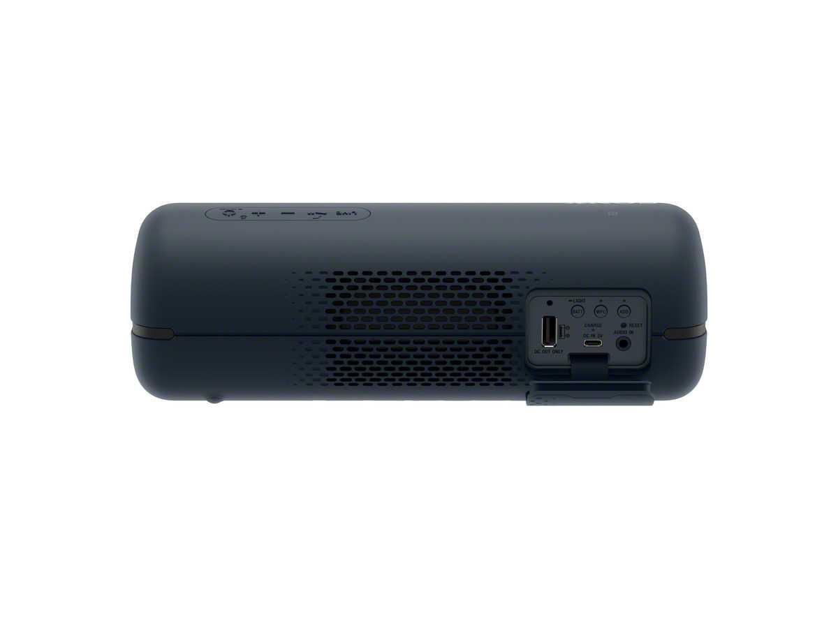 רמקול נייד שחור Sony SRS-XB32B סוני - תמונה 4