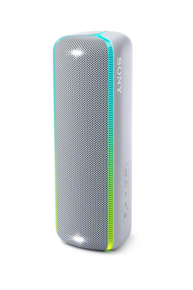 רמקול נייד אפור Sony SRS-XB32H סוני - תמונה 6