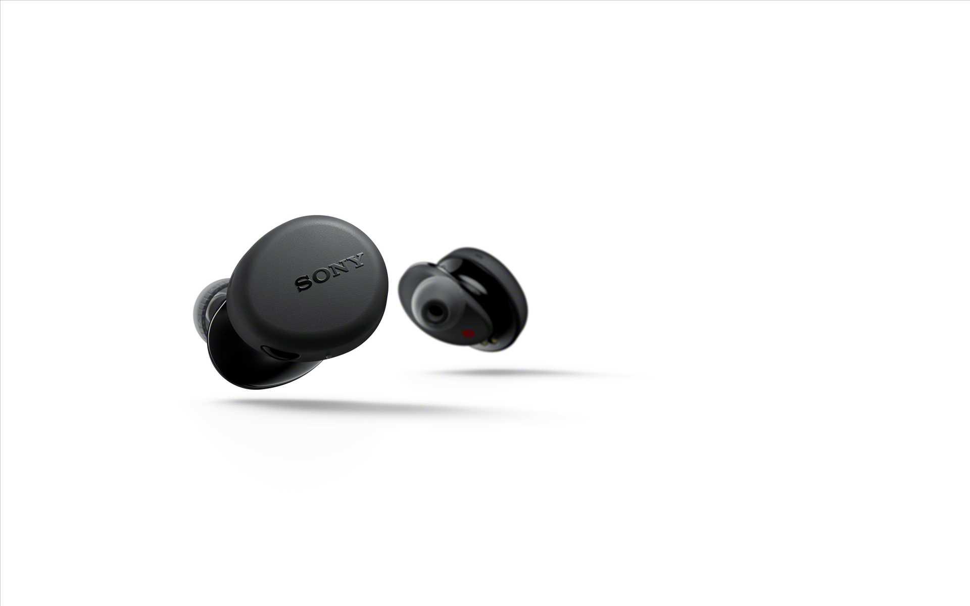 אוזניות Sony WF-XB700B True Wireless סוני שחורות - תמונה 2