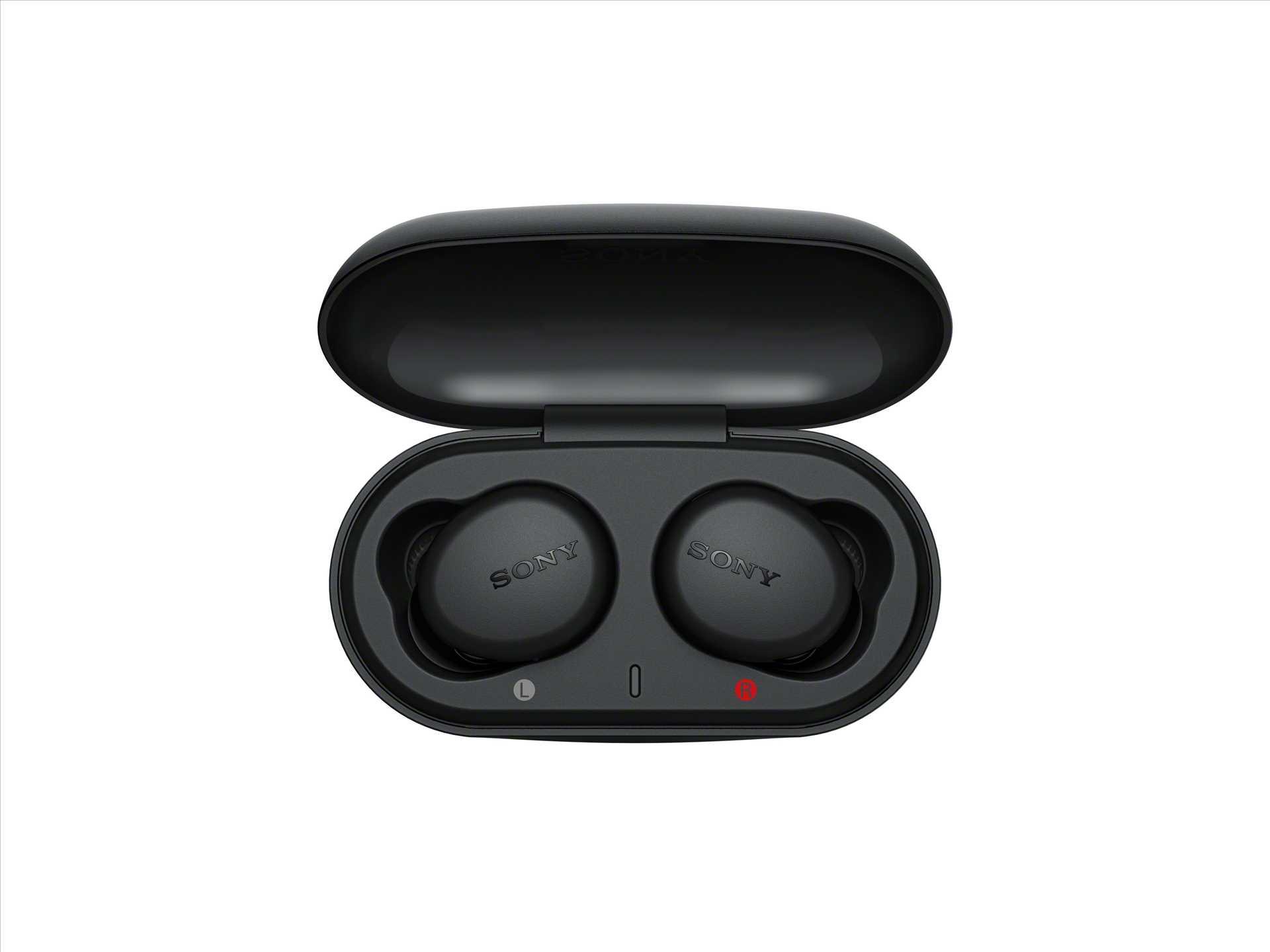 אוזניות Sony WF-XB700B True Wireless סוני שחורות - תמונה 6