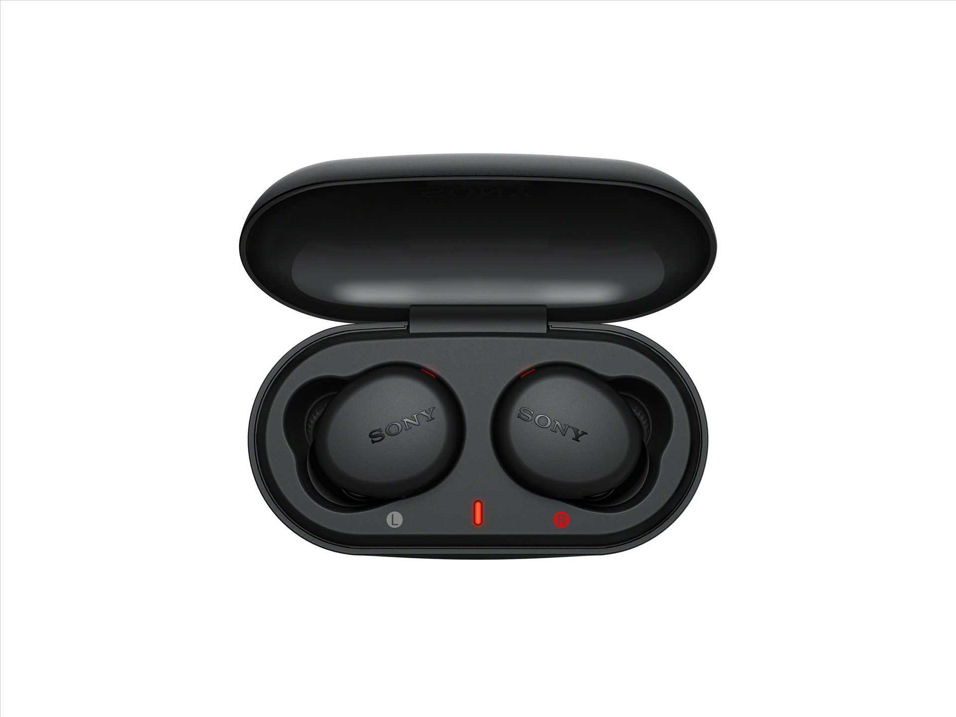 אוזניות Sony WF-XB700B True Wireless סוני שחורות - תמונה 7