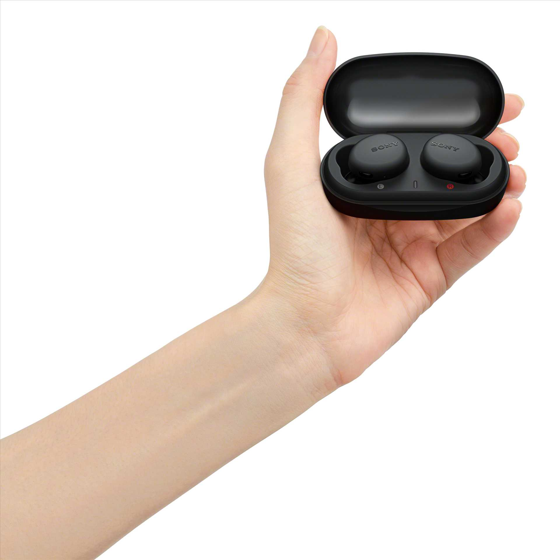 אוזניות Sony WF-XB700B True Wireless סוני שחורות - תמונה 8