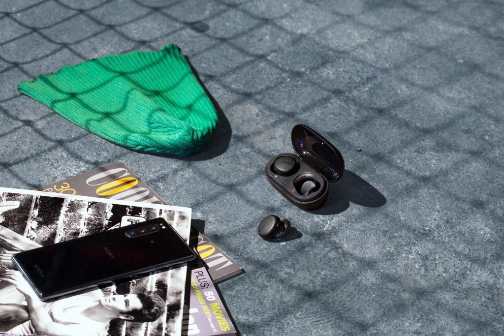 אוזניות Sony WF-XB700B True Wireless סוני שחורות - תמונה 13