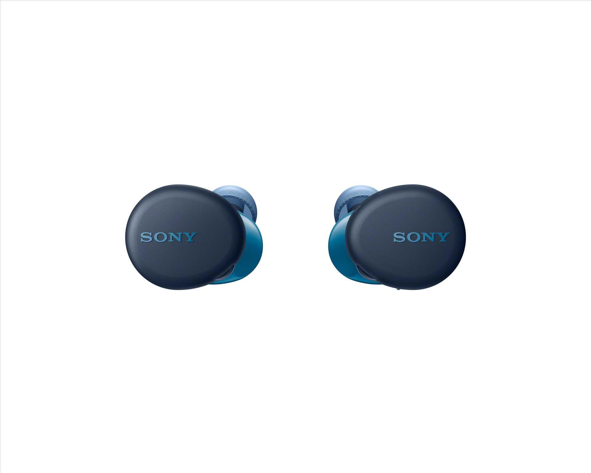 אוזניות Sony WF-XB700L True Wireless סוני כחולות - תמונה 1