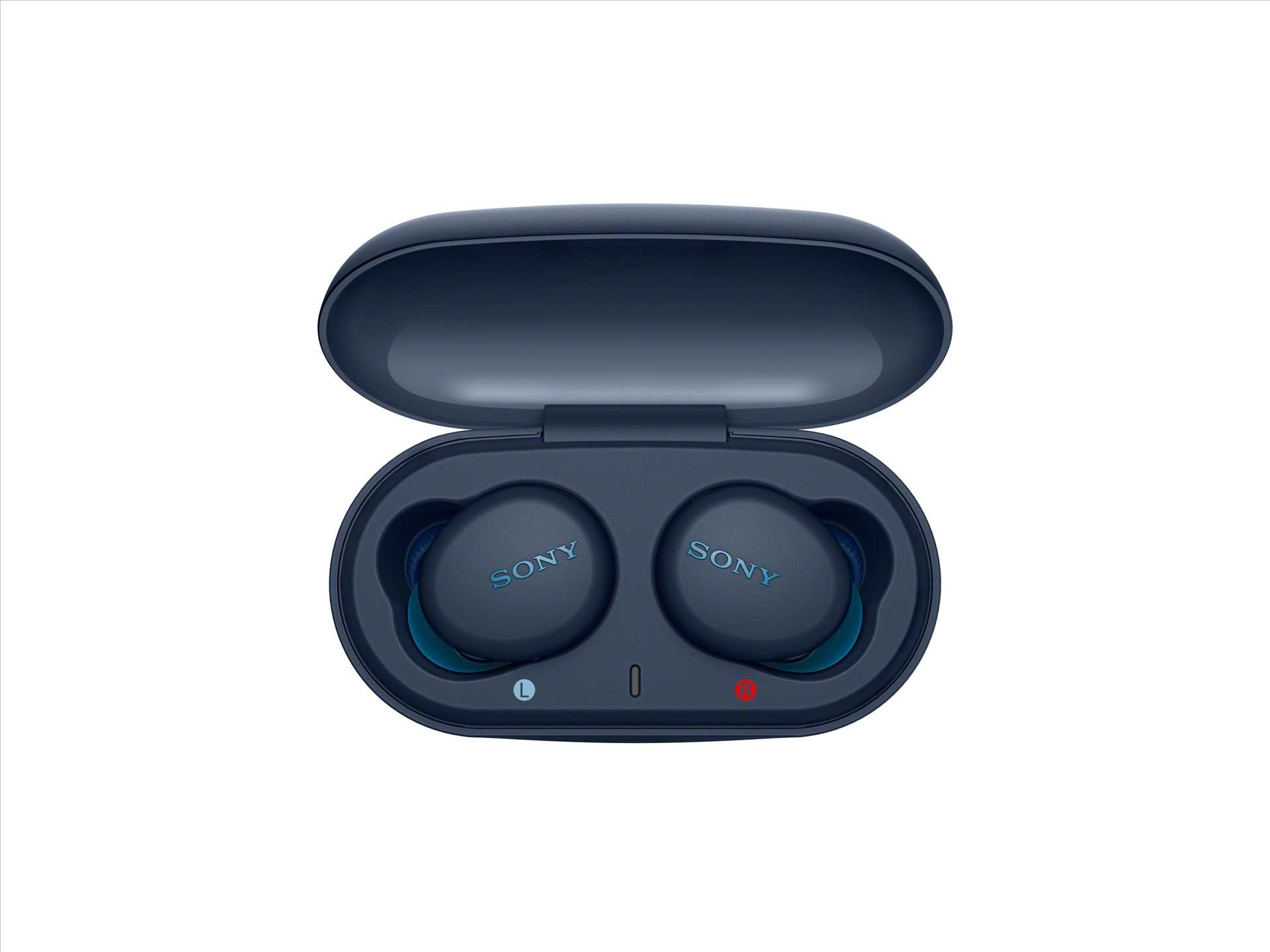 אוזניות Sony WF-XB700L True Wireless סוני כחולות - תמונה 4