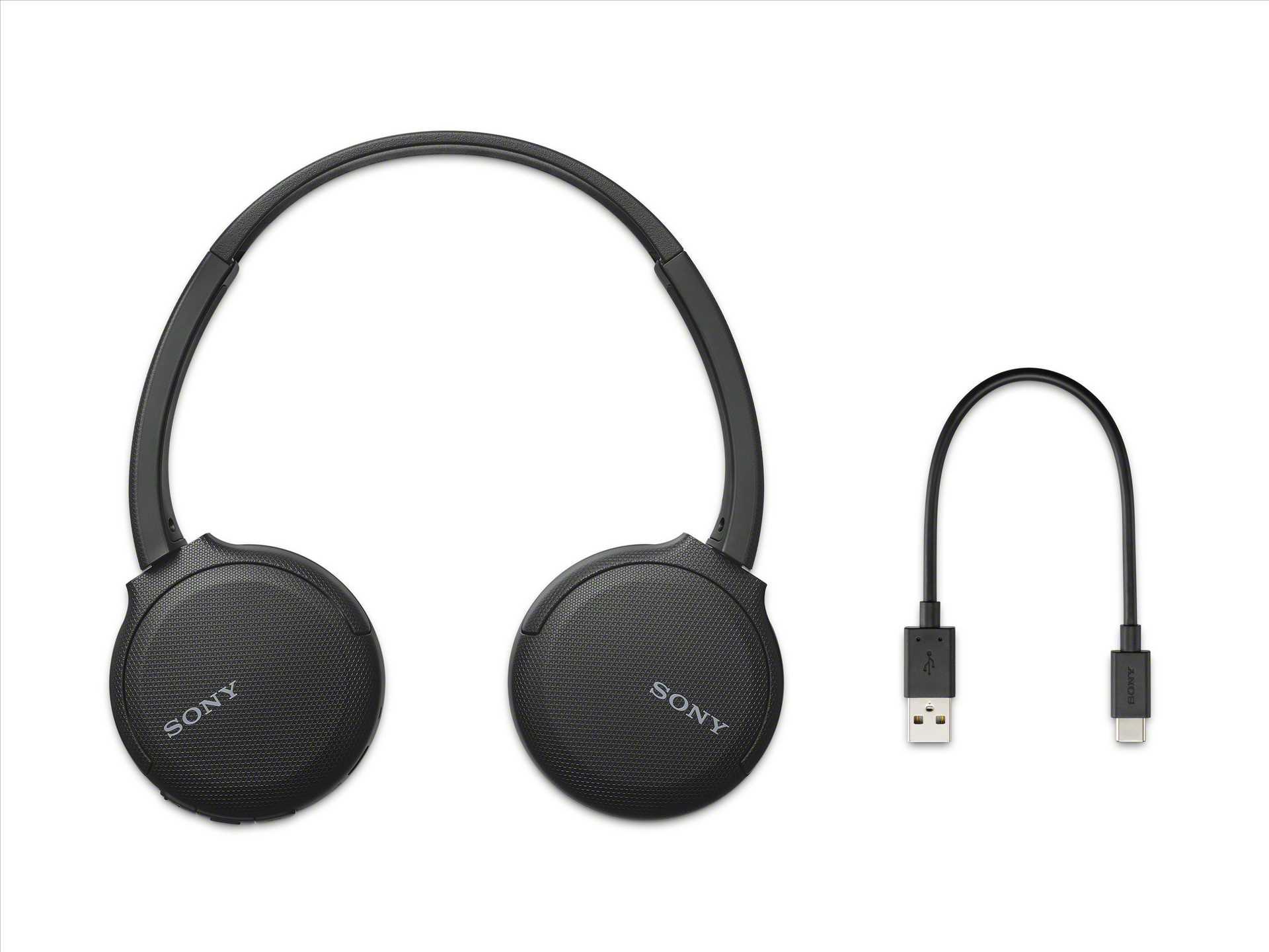 אוזניות Sony WH-CH510B Bluetooth סוני - תמונה 5
