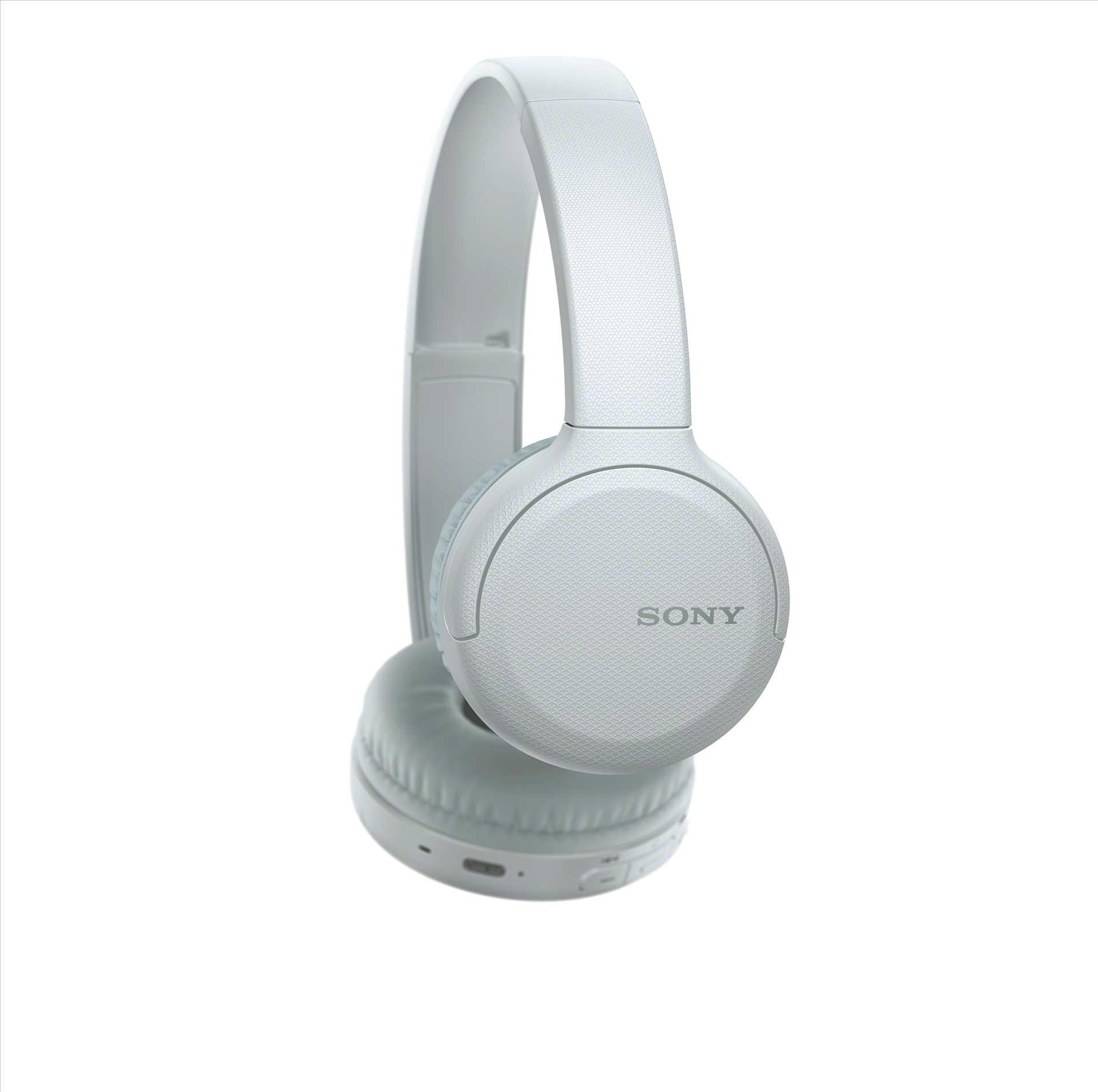 אוזניות Sony WH-CH510W Bluetooth סוני - תמונה 2