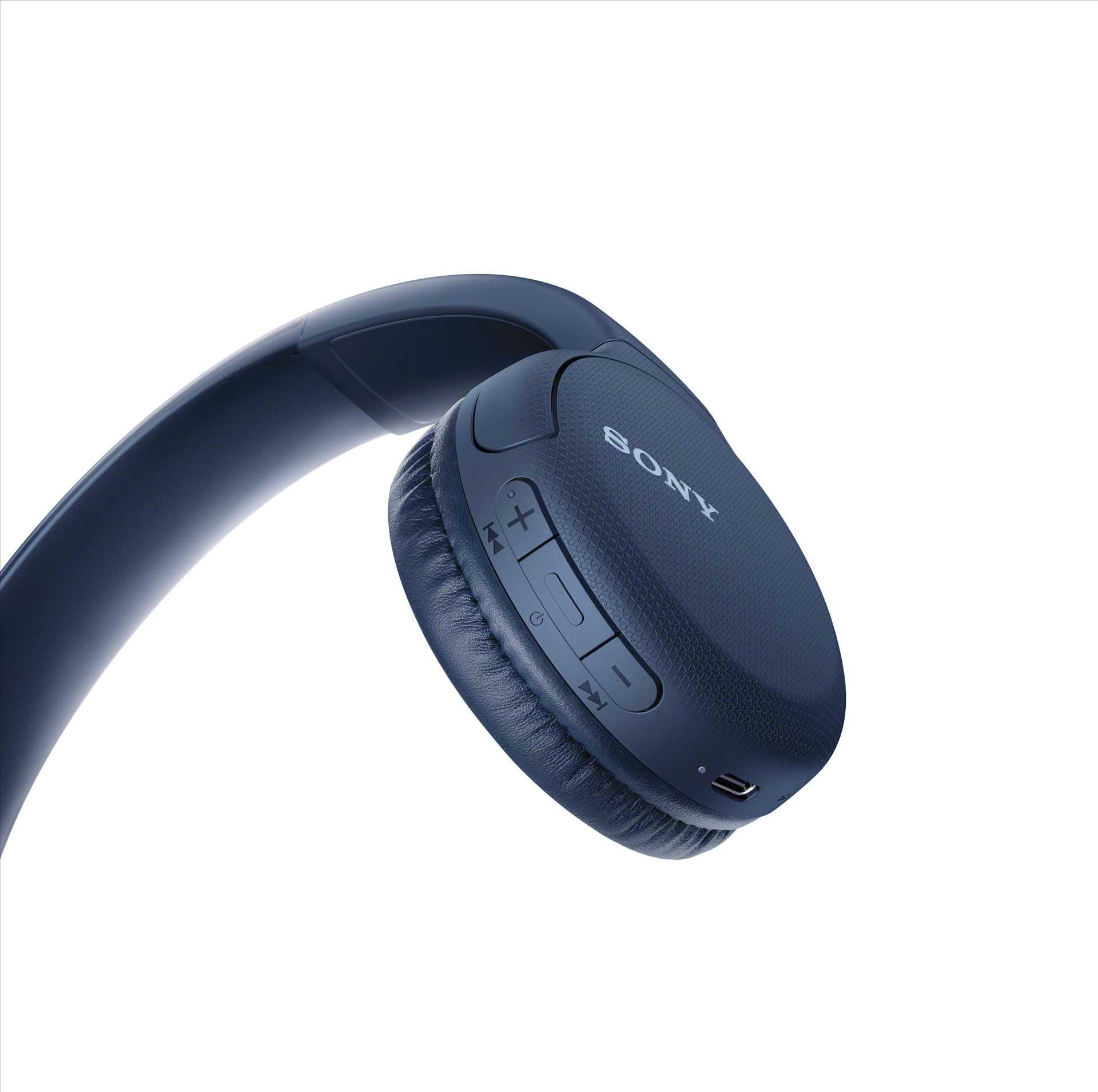 אוזניות Sony WH-CH510L Bluetooth סוני - תמונה 4