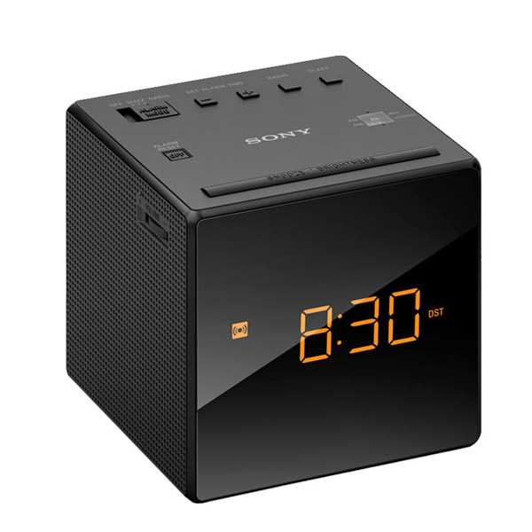 רדיו שעון מעורר דיגיטלי Sony ICFC1 סוני - תמונה 1