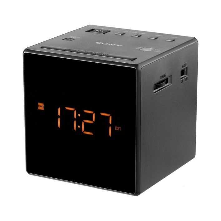 רדיו שעון מעורר דיגיטלי Sony ICFC1 סוני - תמונה 2