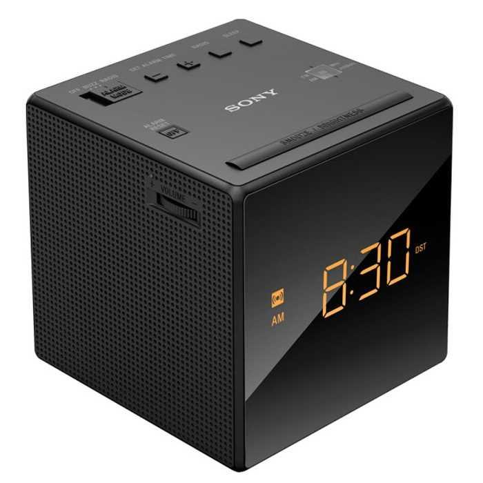 רדיו שעון מעורר דיגיטלי Sony ICFC1 סוני - תמונה 3