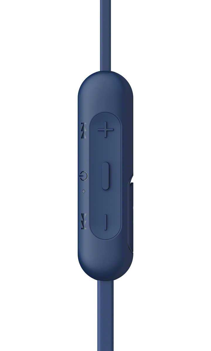 אוזניות Sony WI-C310L Bluetooth סוני - תמונה 2