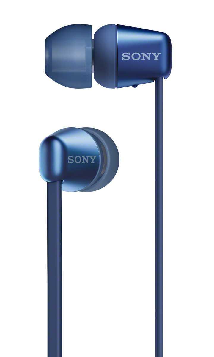 אוזניות Sony WI-C310L Bluetooth סוני - תמונה 3