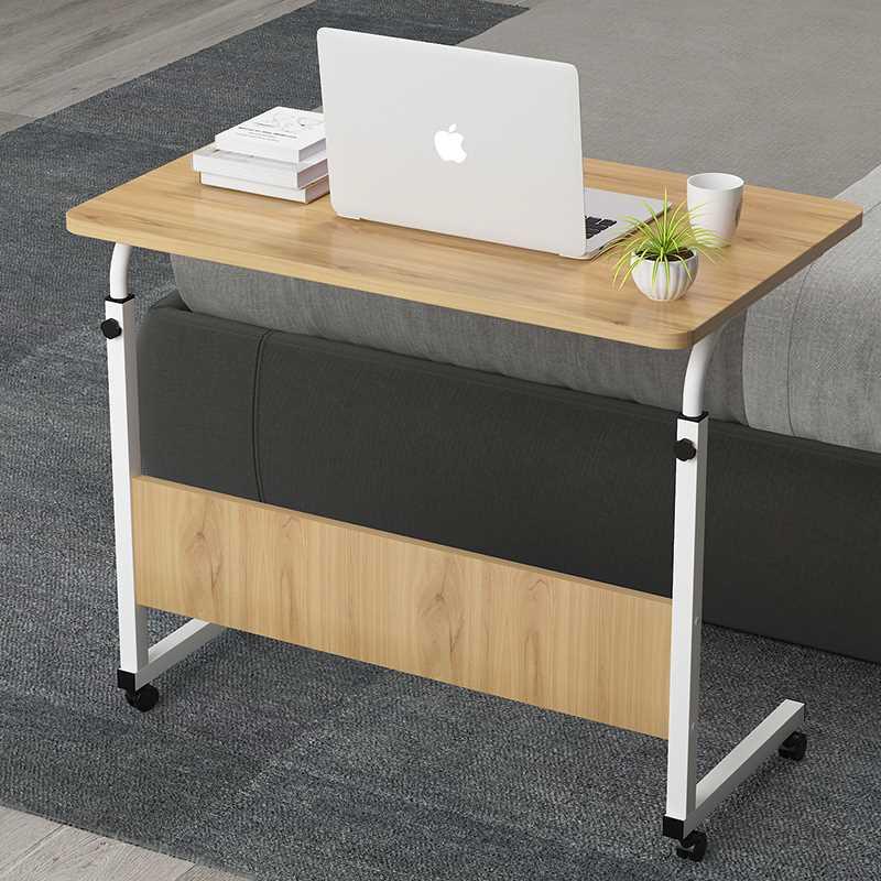 שולחן לפטופ דגם ALEX 80/40 צבע עץ טבעי - תמונה 6
