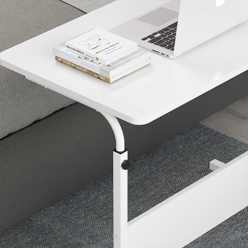 שולחן לפטופ דגם MARK 60/40 צבע לבן - תמונה 5