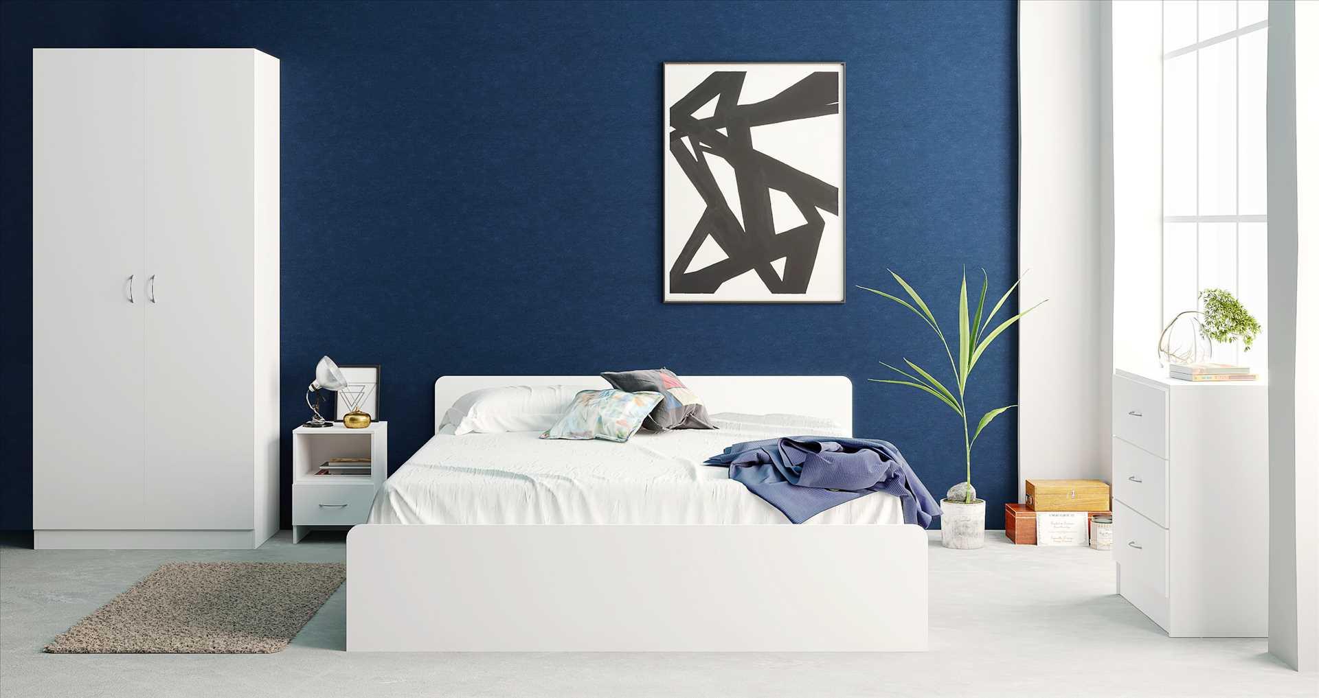 חדר שינה מלא דגם ROYAL מבית MY CASA - תמונה 1