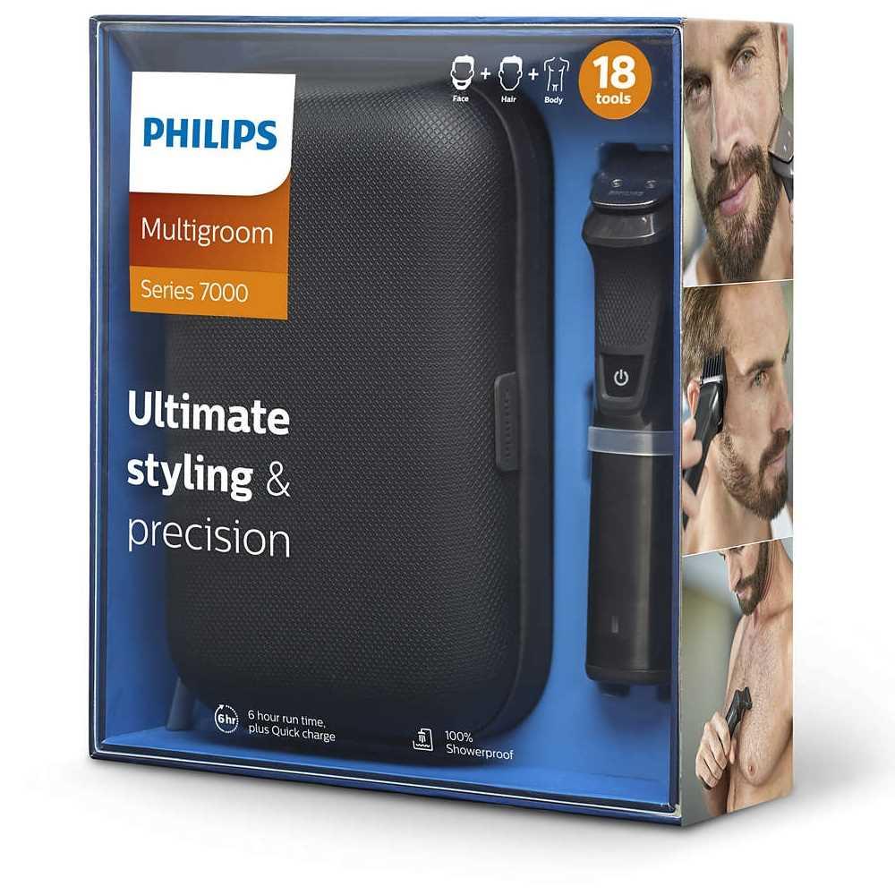 מכונת תספורת Philips MG7785/20 פיליפס - תמונה 8
