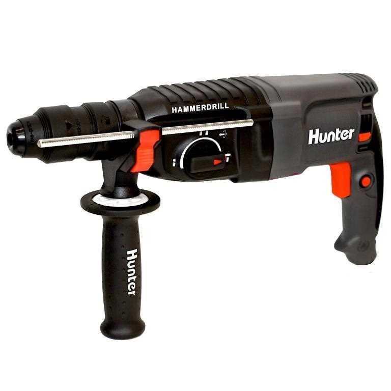 """פטישון מקצועי 26 מ""""מ Hunter 800W 100111-001 האנטר - תמונה 1"""