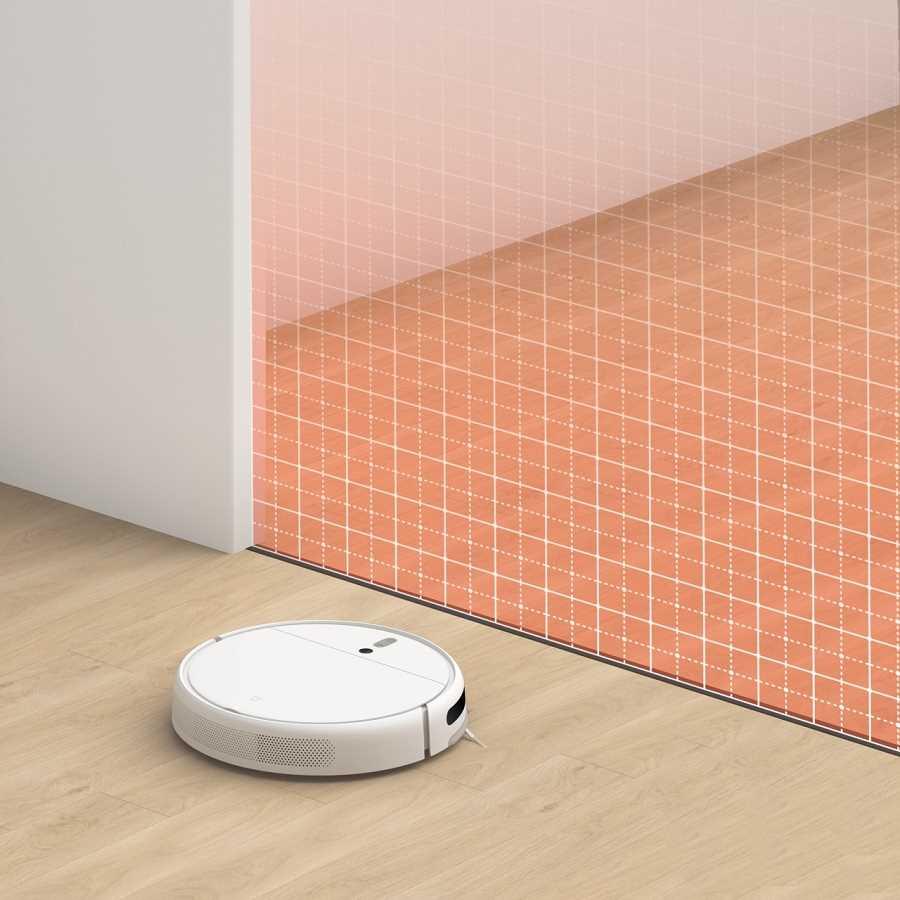 שואב אבק רובוטי Xiaomi Mi Robot Vacuum Mop שיאומי - תמונה 4