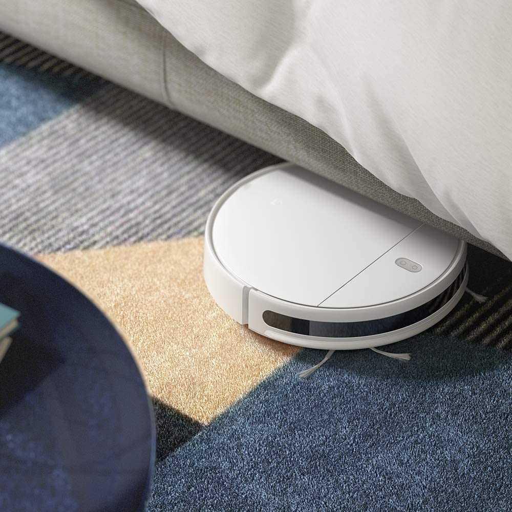 שואב אבק רובוטי Xiaomi Mi Robot Vacuum Mop Essential שיאומי - תמונה 3