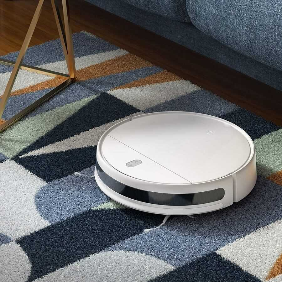 שואב אבק רובוטי Xiaomi Mi Robot Vacuum Mop Essential שיאומי - תמונה 4